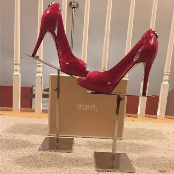 Michael Kors Shoes | Hamilton Heels
